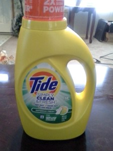 Tide Clean and Simple