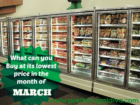 what is the lowest price in march