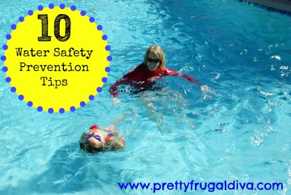 10 Water safety Prevention Tips