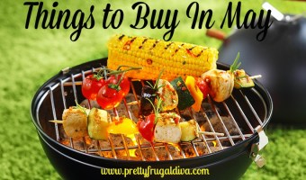 Things to Buy in May