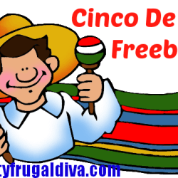 cinco de mayo freebies