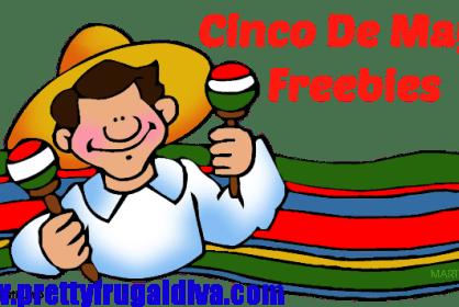 cinco de mayo freebies