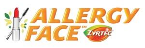 Allergy Face Logo - Vector File