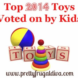 Top 2014 Toys on by kids