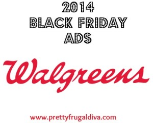 2014 Walgreens Black Friday