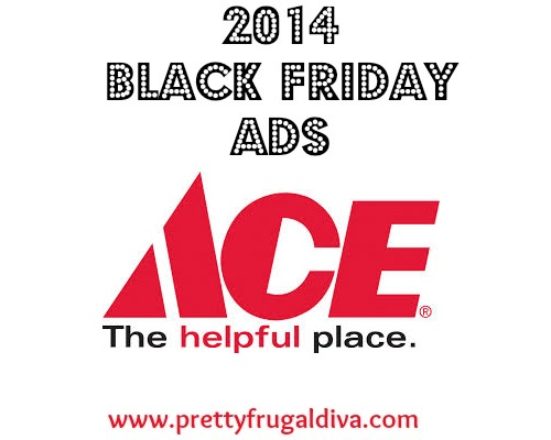 Ace 2014 Black Friday Ad