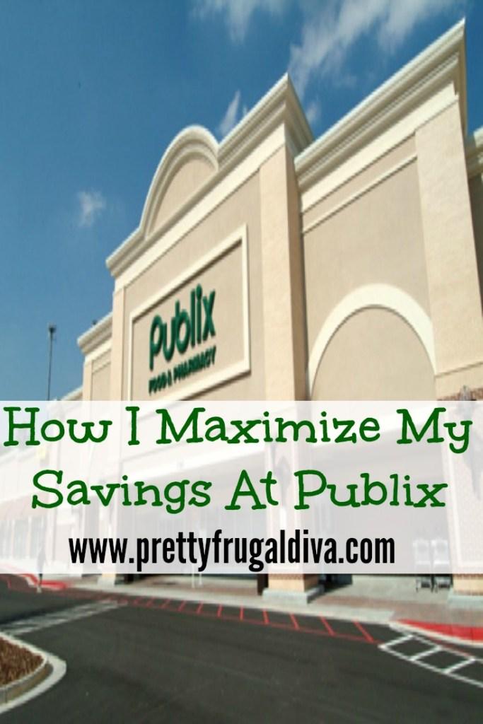 How I Maximize My Savings At Publix