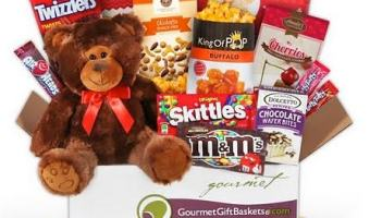back to school gift basket