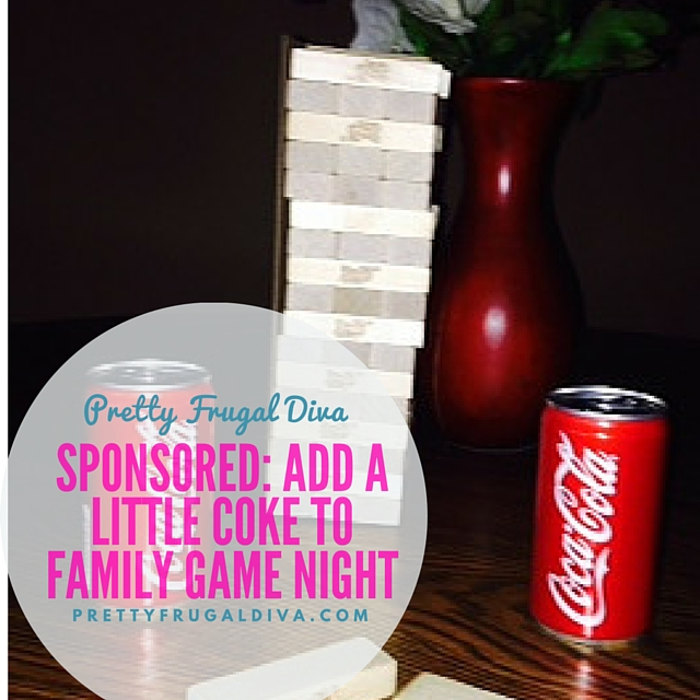 Sponsored: Add a Little Coca-Cola to Family Game Night