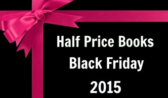 Half Price Book Store Black Friday 2015
