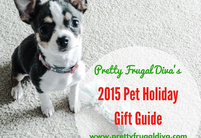 2015 Pet Holiday Gift Guide
