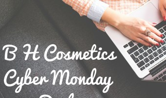 2015 BH Cosmetics Cyber Monday Deal