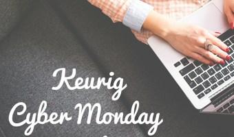 2015 Keurig Cyber Monday Deals