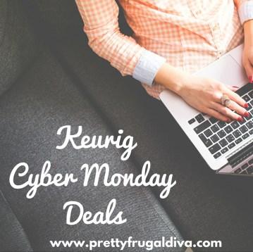 Keurig Cyber Monday Deals