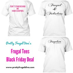 frugal tees black friday