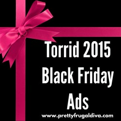torrid black friday