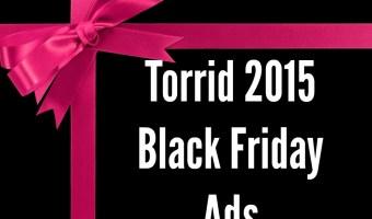 torrid black friday