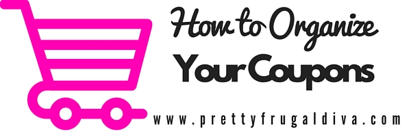 How to Organize Your Coupons E- Course