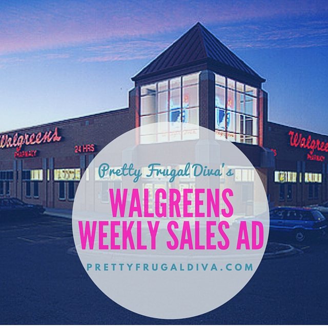 Walgreens Weekly Sales Ad 2/21- 2/27