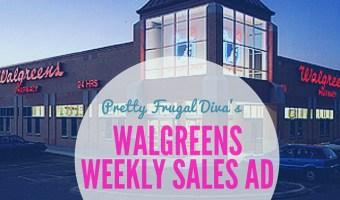 Walgreens Weekly Sales Ad 2/21- 2/27