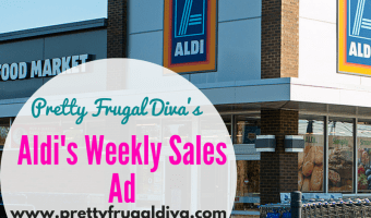Aldi Weekly Sales Ad 4/10- 4/16