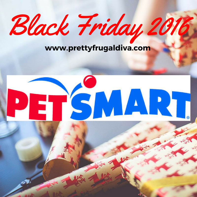 2016 Petsmart Black Friday Ad