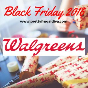 2016 Walgreens Black Friday Ad