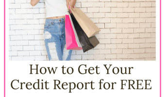 How to credit report for Free