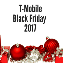 T- Mobile Black Friday 2017