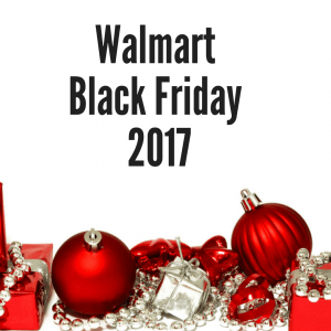 Walmart Black Friday 2017
