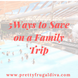 5 ways to save on family trip