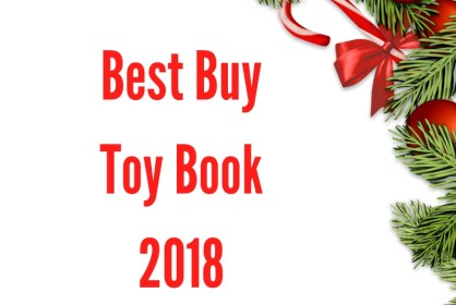 Best Buy Toy Book