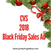 2018 CVS Black Friday Sales Ad