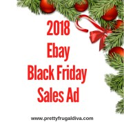 2018 Ebay Black Friday Sales Ad