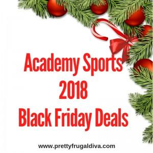 Academy Sports 2018 Black Friday Deal