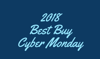 2018 Best Buy Cyber Monday Sales Ad