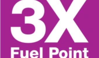 Kroger 3X fuel point event