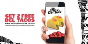 Del Taco Free Taco