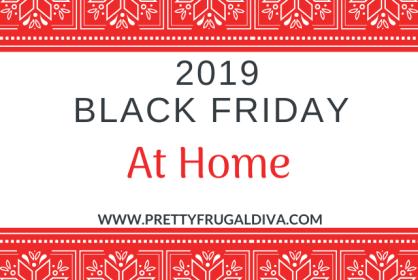 At Home Black Friday