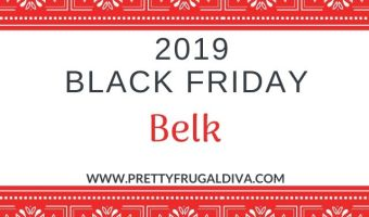 Belk Black Friday 2019
