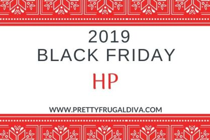 HP Black Friday 2019