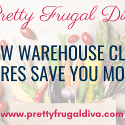 how warehouse club stores save you money
