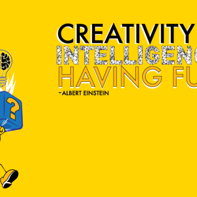 Einstein Quote Wall Vector graphics
