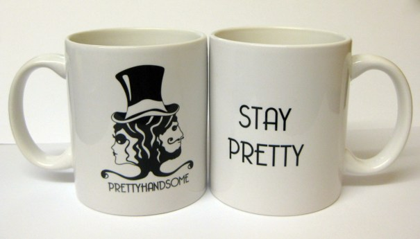 Prettyhandsome logo- Stay pretty