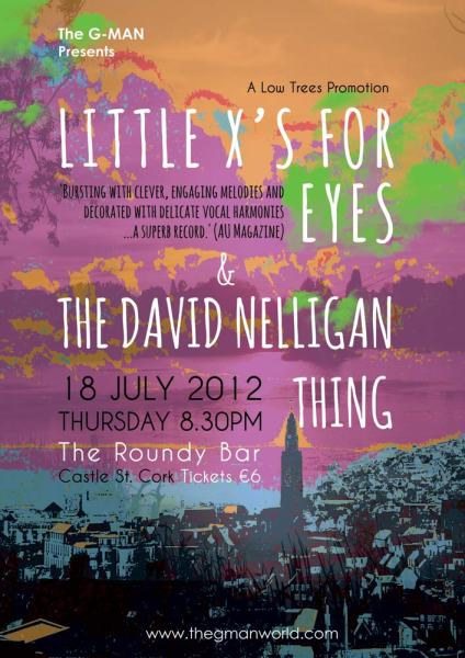 'Little X's for Eyes' July 2012