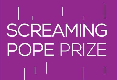 Screaming Pope Prize - Logo Design
