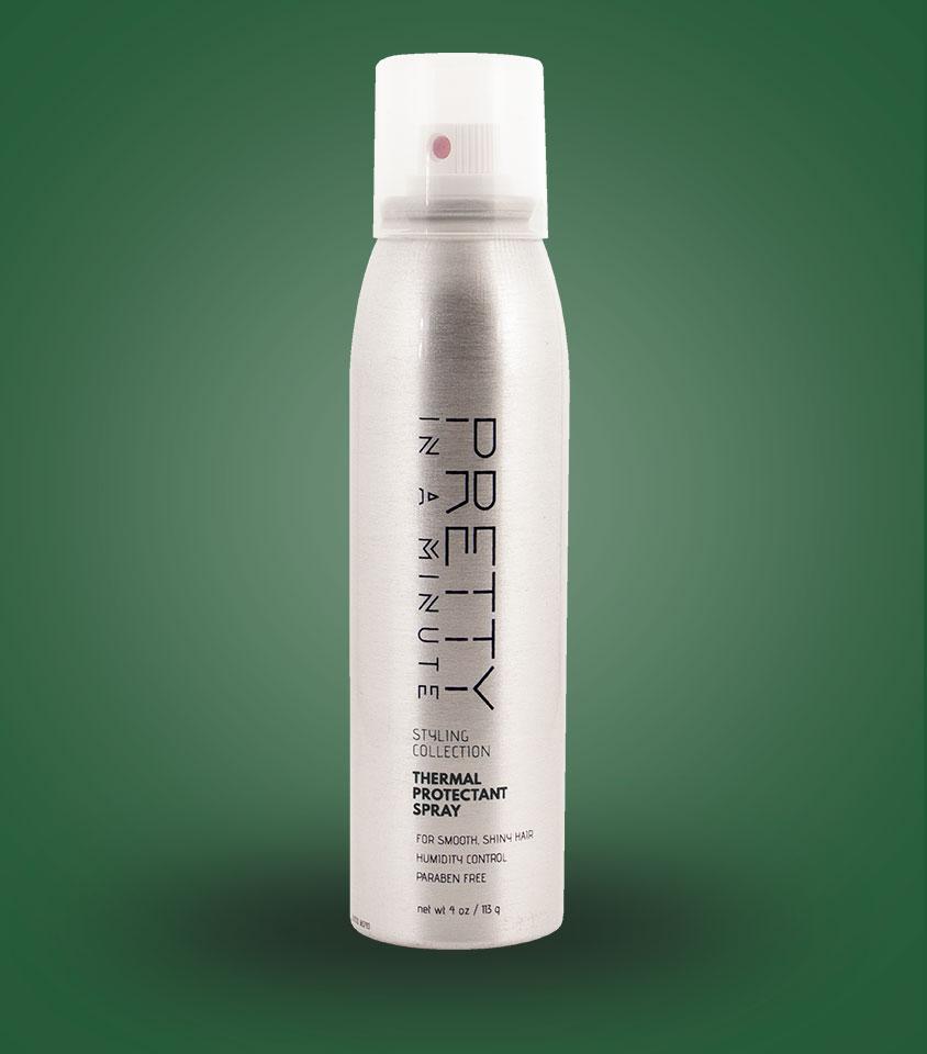 Flat Iron Spray Thermal Protectant Spray 4 oz.