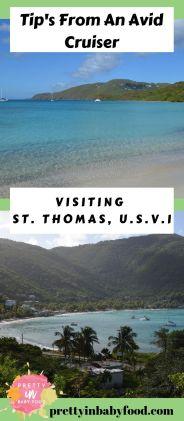 Cruising to St. Thomas, U.S.V.I