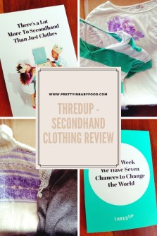 ThredUp - Secondhand Clothing Review