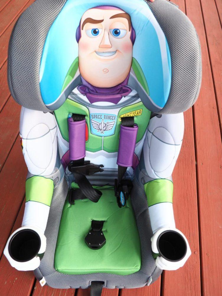 Kidsembrace Buzz Lightyear Car seat